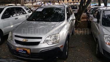 Chevrolet Captiva Sport 2.4L LS Full usado (2011) color Plata precio $41.000.000