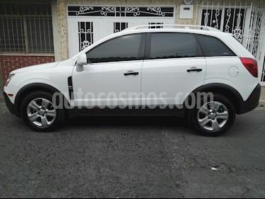 Chevrolet Captiva Sport 2.4L LS Full usado (2013) color Blanco precio $35.000.000