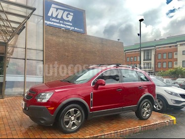 Chevrolet Captiva Sport 2.4L LS usado (2015) color Rojo Verona precio $43.900.000