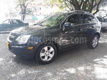 Chevrolet Captiva Sport 2.4L usado (2014) color Gris Ceniza precio $58.000.000