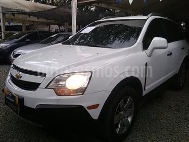Chevrolet Captiva Sport 2.4L usado (2011) color Blanco precio $39.000.000