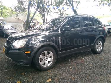 Chevrolet Captiva Sport 2.4L usado (2011) color Negro precio $41.000.000