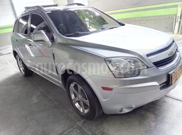 Chevrolet Captiva Sport 3.6L usado (2010) color Plata precio $30.000.000