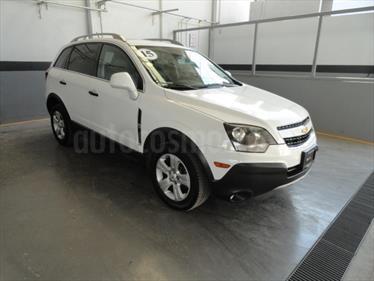 foto Chevrolet Captiva Sport LS Piel