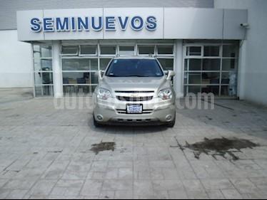 Foto venta Auto Seminuevo Chevrolet Captiva Sport LS Piel (2014) color Champagne precio $232,000