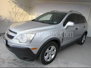 Foto venta Auto Seminuevo Chevrolet Captiva Sport LS Piel (2014) color Plata precio $240,000