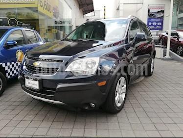 Foto venta Auto Seminuevo Chevrolet Captiva Sport LS Piel (2014) color Azul precio $205,000
