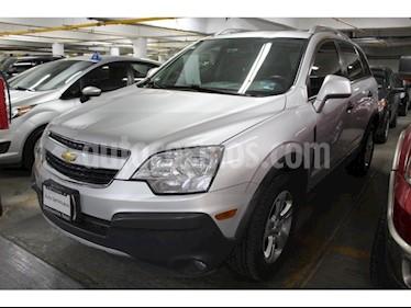 Foto venta Auto Seminuevo Chevrolet Captiva Sport LS Piel (2013) color Plata precio $180,000