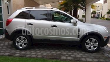 Foto venta Auto Usado Chevrolet Captiva Sport LS (2014) color Plata precio $186,000