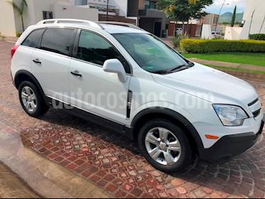 Foto venta Auto usado Chevrolet Captiva Sport LS (2014) color Blanco precio $175,000
