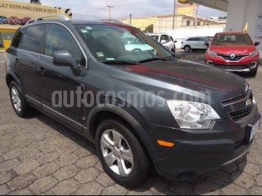 Foto venta Auto Seminuevo Chevrolet Captiva Sport LS (2013) color Plata precio $175,000
