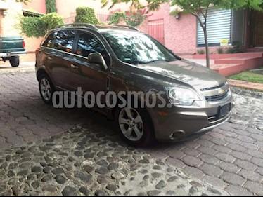 Foto venta Auto Seminuevo Chevrolet Captiva Sport LT 4x4 (2014) color Marron precio $160,000