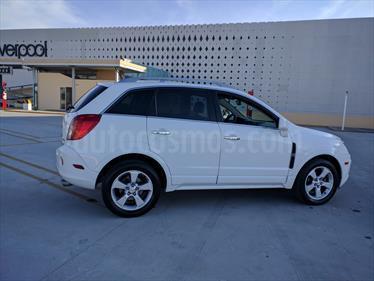 Foto venta Auto Seminuevo Chevrolet Captiva Sport LT Piel V6 (2015) color Blanco precio $255,000