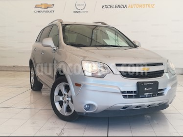 Foto venta Auto Seminuevo Chevrolet Captiva Sport LT Piel V6 (2014) color Plata precio $199,000
