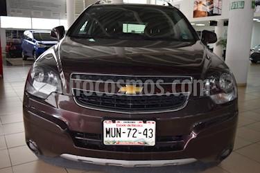 Foto venta Auto Seminuevo Chevrolet Captiva Sport LT Piel V6 (2015) color Terra precio $235,001