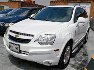 Foto venta Auto Seminuevo Chevrolet Captiva Sport LT Piel V6 (2010) color Blanco precio $150,000