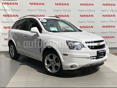 Foto venta Auto Seminuevo Chevrolet Captiva Sport LT Piel V6 (2015) color Blanco precio $219,000