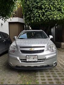 Foto venta Auto Seminuevo Chevrolet Captiva Sport LT Piel V6 (2009) color Plata precio $115,000