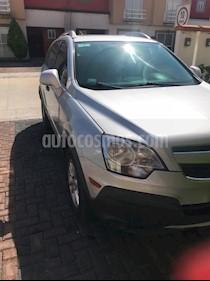 Foto venta Auto Seminuevo Chevrolet Captiva Sport LT Piel (2009) color Plata precio $99,000