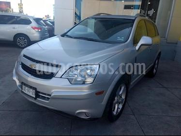 Foto venta Auto Seminuevo Chevrolet Captiva Sport LT Piel (2014) color Plata precio $227,000