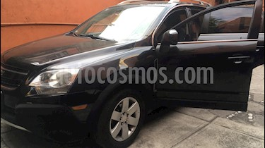 Foto venta Auto usado Chevrolet Captiva Sport LT (2011) color Negro precio $140,000