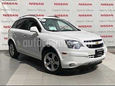 Foto venta Auto Usado Chevrolet Captiva Sport LT (2015) color Blanco precio $225,000