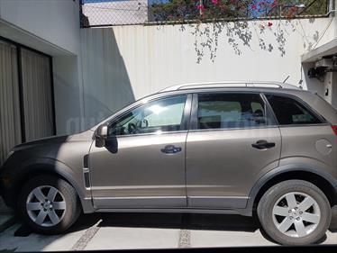 Foto venta Auto usado Chevrolet Captiva Sport Paq A (2011) color Mocha precio $153,000