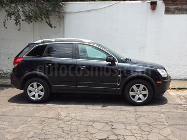 Foto venta Auto Seminuevo Chevrolet Captiva Sport Paq A (2012) color Negro precio $175,000