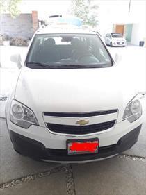 Foto venta Auto Seminuevo Chevrolet Captiva Sport Paq B (2011) color Blanco Olimpico precio $138,000