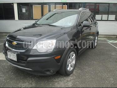 Foto venta Auto Seminuevo Chevrolet Captiva Sport Paq B (2014) color Negro Carbon precio $218,000
