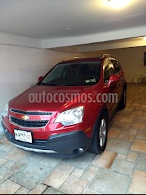 Foto venta Auto usado Chevrolet Captiva Sport Paq B (2011) color Rojo Tinto precio $160,000