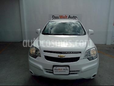 Foto venta Auto Usado Chevrolet Captiva Sport Paq C (2009) color Blanco precio $125,000