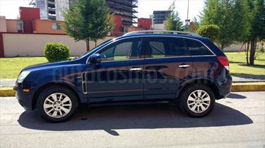 Foto venta Auto Seminuevo Chevrolet Captiva Sport Paq D (2011) color Azul Imperial precio $180,000