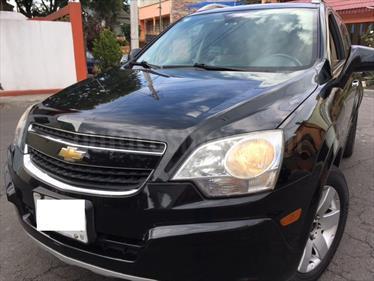 Foto venta Auto Seminuevo Chevrolet Captiva Sport Paq D (2010) color Negro Obsidien precio $140,000