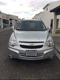 Foto venta Auto usado Chevrolet Captiva Sport Paq D (2012) color Plata precio $190,000