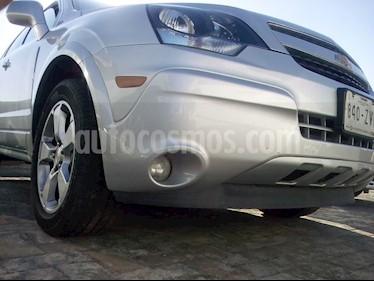 Foto venta Auto Usado Chevrolet Captiva Sport Paq D (2014) color Plata precio $232,000