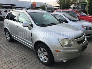 Foto venta Auto usado Chevrolet Captiva Sport Paq D (2009) color Plata precio $117,000
