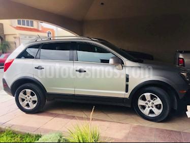 Foto venta Auto Seminuevo Chevrolet Captiva Sport Sport Paq A (2013) color Plata precio $200,000