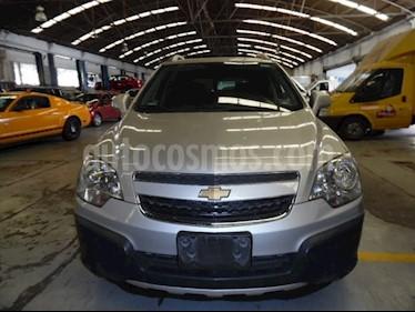 Foto venta Auto Seminuevo Chevrolet Captiva Sport Sport Paq A (2012) color Plata precio $170,000