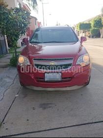 Foto venta Auto usado Chevrolet Captiva Sport Sport Paq A (2010) color Rojo precio $150,000