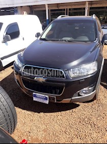 Foto venta Auto Usado Chevrolet Captiva 2.2 D LTZ AT 4X4 (184cv) (L12) (2012) color Negro precio $520.000