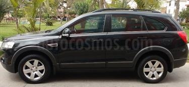Chevrolet Captiva 3.2L LTZ 4x4 Aut usado (2011) color Negro precio u$s12,450