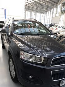 Foto venta Auto usado Chevrolet Captiva  LS 2.2 Diesel 4X2  (2014) color Gris Humo precio $11.850.000