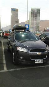 Foto venta Auto usado Chevrolet Captiva  LS 2.2 Diesel 4X2  (2014) color Grafito precio $10.800.000
