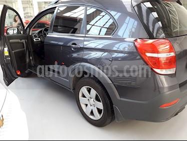 Chevrolet Captiva  LS 2.2 Diesel 4X2  usado (2014) color Gris Oscuro precio $10.200.000