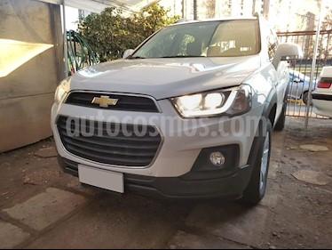 Chevrolet Captiva  LS 2.2 Diesel 4X2  usado (2017) color Blanco precio $14.990.000