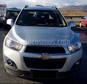 Foto venta Auto usado Chevrolet Captiva LS 4x2 (2015) color Gris Claro precio $430.000