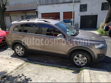 Foto venta Auto usado Chevrolet Captiva LS 4x2 (2015) color Bronce precio $700.000