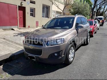Foto venta Auto usado Chevrolet Captiva LS 4x2 (2015) color Bronce precio $699.999