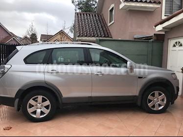 Foto Chevrolet Captiva  LT 2.2 Diesel 4X4 usado (2013) color Plata precio $10.600.000